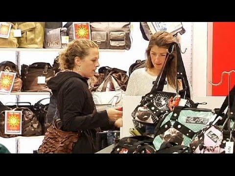 Almanya perakende satışlarında rekor kırdı