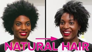Video People With Natural Hair Get Perfect Curls MP3, 3GP, MP4, WEBM, AVI, FLV Maret 2019