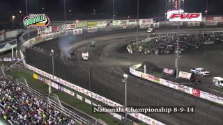 Knoxville Nationals Championship 8-9-14