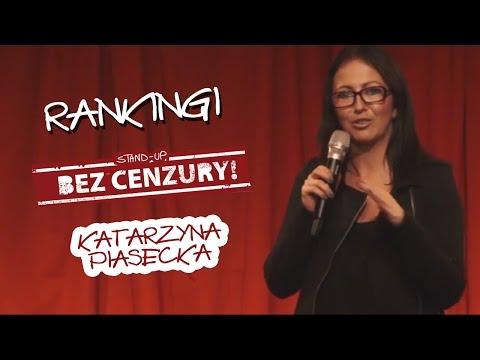 Katarzyna Piasecka - Rankingi