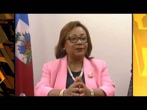 Taiwan has provided the Haitian government health equipment