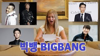 Video American Girls React to Seeing BIGBANG for the First Time!! MP3, 3GP, MP4, WEBM, AVI, FLV Maret 2018