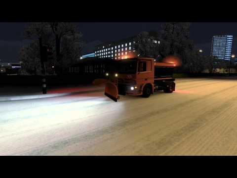 Henki AI snow clearing service v1.1