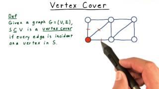Vertex Cover - Georgia Tech - Computability, Complexity, Theory: Algorithms