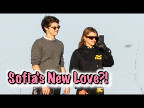 Did Sofia Richie Find A New Man While Scott Disick Was In Rehab?!