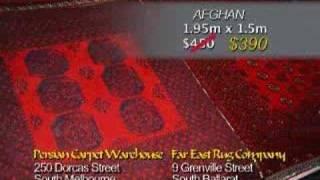 Persian Carpet Warehouse TV Ad 2