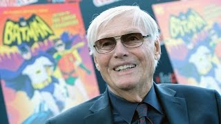 The actor best known for his role as Bruce Wayne in the 1960's 'Batman' television series has died, his family confirms.