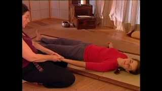 Relaxation Coréenne : Pressions, étirements Progressifs, Vibrations Et Ondulatios
