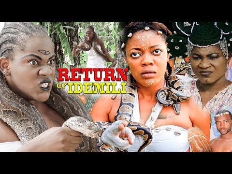 Return Of Idemili Season 1 {New Movie} - Latest Nigerian Nollywood Movie