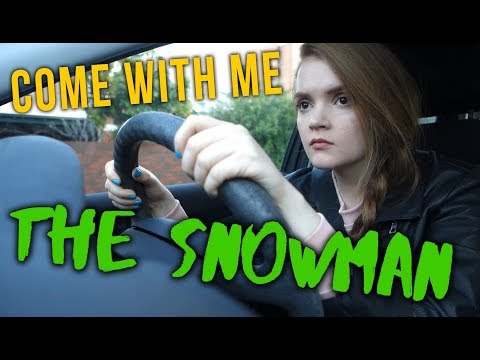 COME WITH ME : The Snowman (2017) Review ⛄