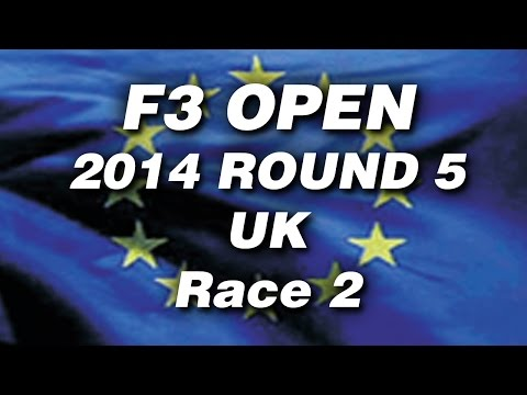 Silverstone Race 2 – Euroformula Open ROUND 5 UK – Palou