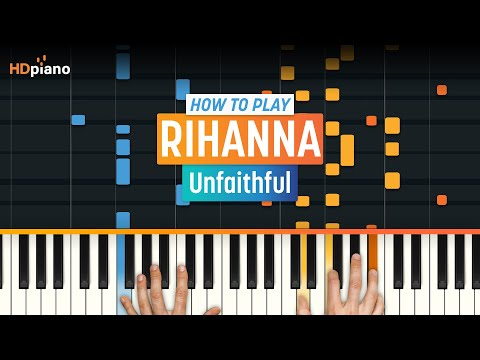 """Unfaithful"" By Rihanna 