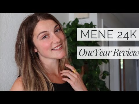 Mene 24k Gold Jewelry - One Year Review After Daily Wear