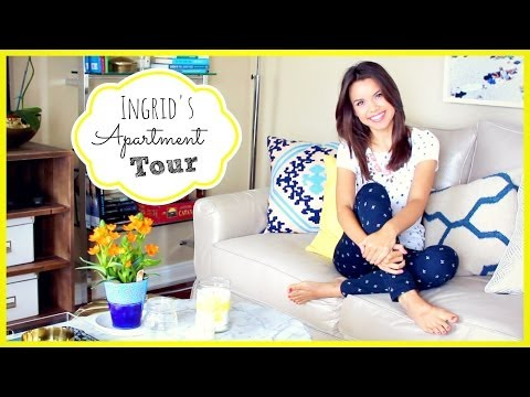 INGRID - Welcome to my little happy spot in this world! :) Subscribe to A Fab Life! http://youtube.com/afablife Follow me on Twitter: http://twitter.com/missglamorazzi See how everything in my apartment...