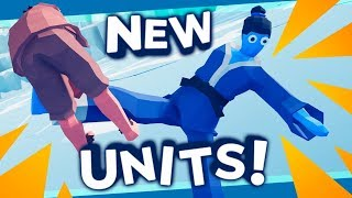 NEW SECRET UNIT LOCATIONS + POSSESS ANY UNIT Totally Accurate Battle Simulator