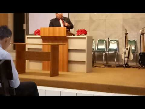 Kita CiptaanNya Yg Berharga - Pdt. Samuel Simanjuntak 1/2
