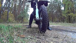 10. BMW G650 Xcountry on the road / off-road