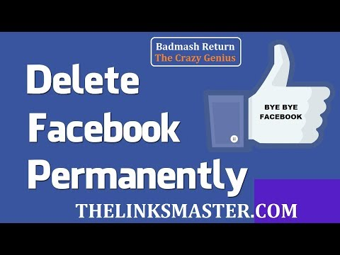 How to delete facebook account permanently easy step 2017 erase fb how to delete facebook account permanently deleting your fb id account 2017 offical steps ccuart Choice Image