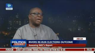 Rivers Re-Run Elections: Assessing INEC's Report