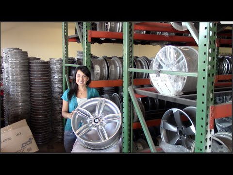Factory Original BMW M6 Rims & OEM BMW M6 Wheels – OriginalWheel.com