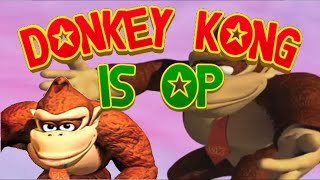 Donkey Kong is OP – Dong Expansion Montage