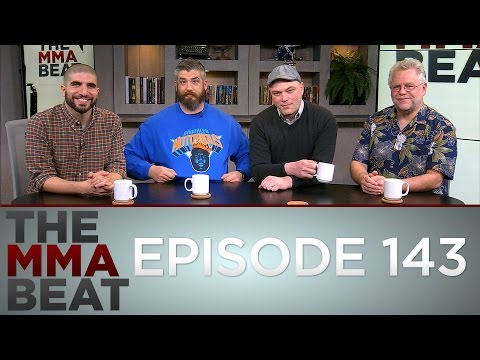 The MMA Beat Live - March 30, 2017