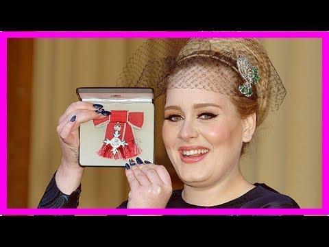 Nageldesign - Adele: Nägel für den royalen Auftritt