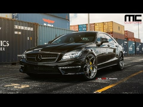 MC Customs Mercedes Benz CLS63