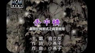 翁立友-手中情(官方KTV版)