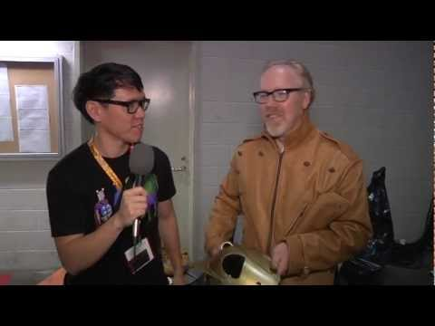 Adam Savage's Comic-con Costumes