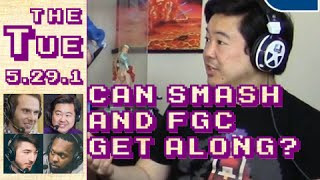 fgc figureheads talk about the relationship between smash and the fgc