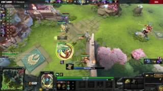 Mineski vs Execration, game 1