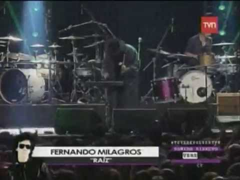 #Teverevolver, el concierto homenaje a Gustavo Cerati