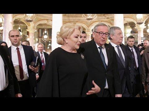 """Ρουμανία-ΕΕ: """"Κανένας συμβιβασμός"""" στην μάχη κατά της διαφθοράς…"""