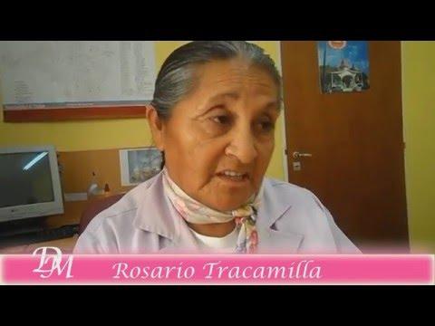 Homenaje a Rosario Tracamilla