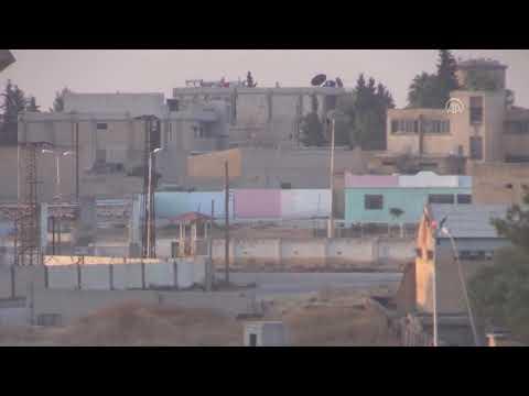 Tel Abyad'da sessizlik hakim