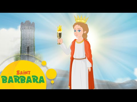 Story of Saint Barbara | Stories of Saints | Episdoe 79