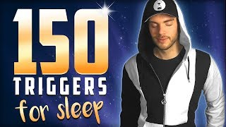 150 Powerful ASMR Triggers for Sleep