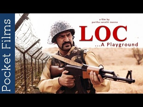 Loc - Short Film 'L.O.C. ...A Playground', This film is based on line of control of India and Pakistan. It aims to remove enmity between both the countries by play...