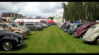 Volkswagen Veteranen Treffen in Bad Camberg