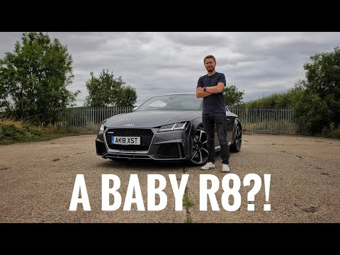 Audi TT RS review - The Audi Experience Part 2!