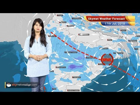 17 जुलाई मौसम पूर्वानुमान: मुंबई दिल्ली मध्य प्रदेश छत्तीसगढ़ ओडिशा में वर्षा - DomaVideo.Ru