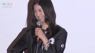 吉高由里子、沖田修一監督/『横道世之介』ヒット御礼トークイベント