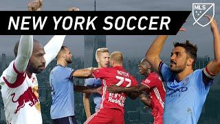 New York Soccer: Rivalries Inside and Outside the City | MLS Documentaries by Major League Soccer
