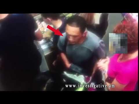 Սուպերմարկետում գողացել են քաղաքացու դրամապանակը (տեսանյութ)