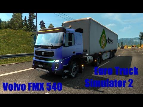 Volvo FMX 540 1.21.x