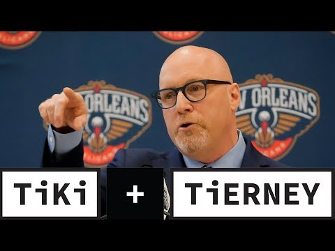Video: David Griffin Was 'Miserable' Building Roster Around LeBron With Cavs | Tiki + Tierney