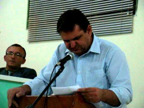 Ex-prefeito de Catolândia teve suas contas reprovadas pelos vereadores