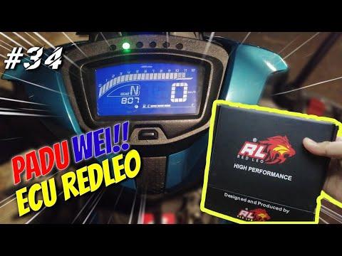 Cara Pasang Ecu RedLeo Y15zr V2  | Spec Standard Kilang