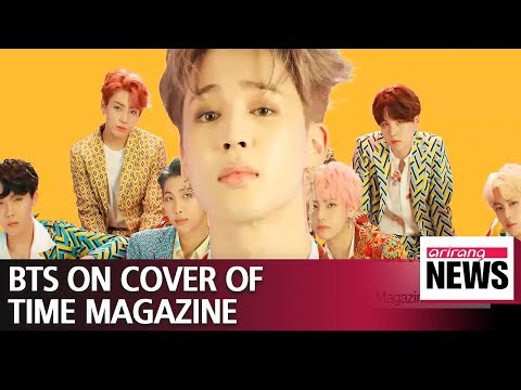 Time Magazine Asia Edition with BTS on cover in high demand